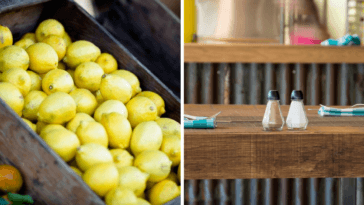 Limón y sal