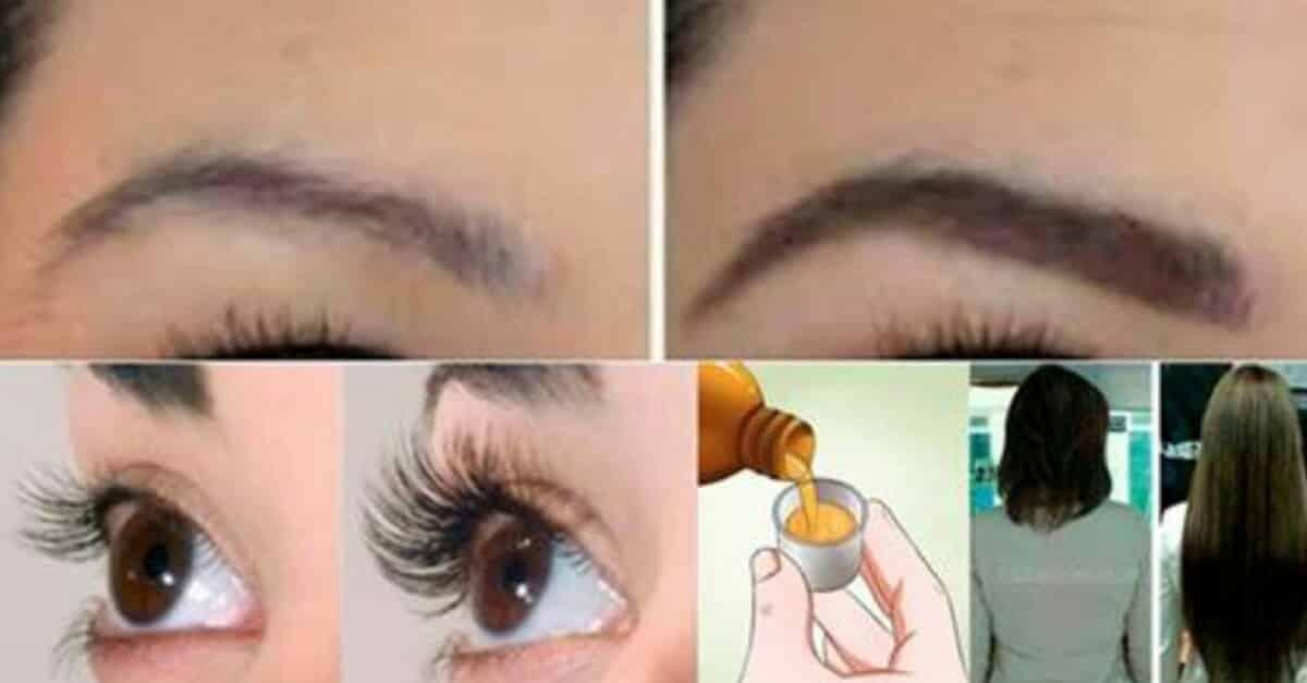 Aceite de ricino para fortalecer el cabello