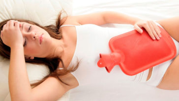Infusiones cólicos menstruales