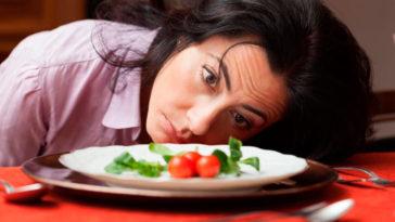 Ortorexia y obsesión alimenticia