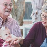 Relevancia de los abuelos en la vida