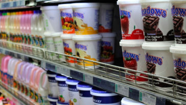 Alimentos vencidos comestibles