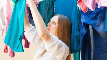 como tenir la ropa en casa
