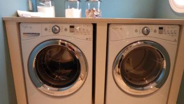 Limpiar la lavadora con vinagre