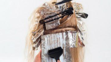 Matizar los cabellos