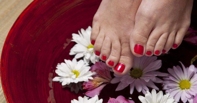 Remedios caseros para hongos en los pies