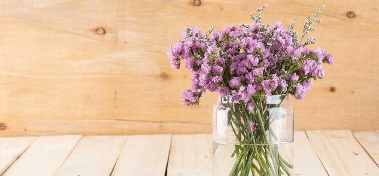 arreglos florales ramilletes lavanda