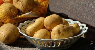 Conservar las patatas