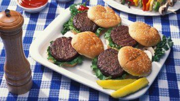 hacer hamburguesas caseras