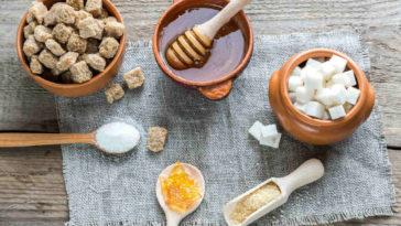 Sustitutos naturales del azúcar