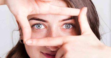 Gotas que corrigen miopia e hipermetropia