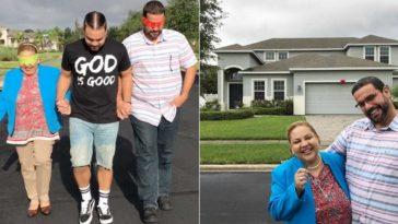 Hijo usa su propio dinero para comprar casa
