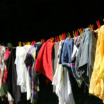 Quitar resina de la ropa