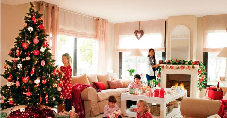 8 Ideas De Arboles De Navidad Decorados E Consejos - Fotos-arboles-de-navidad-decorados