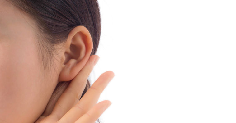 que significa un bulto en la oreja