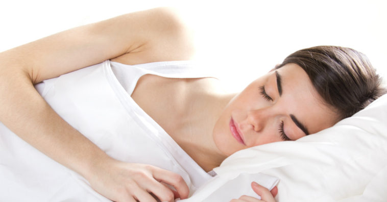 cómo dormirse en 2 minutos
