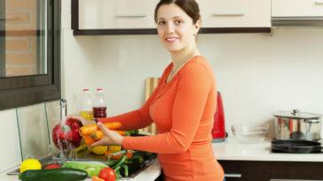 como limpiar frutas y vegetales de pesticidas