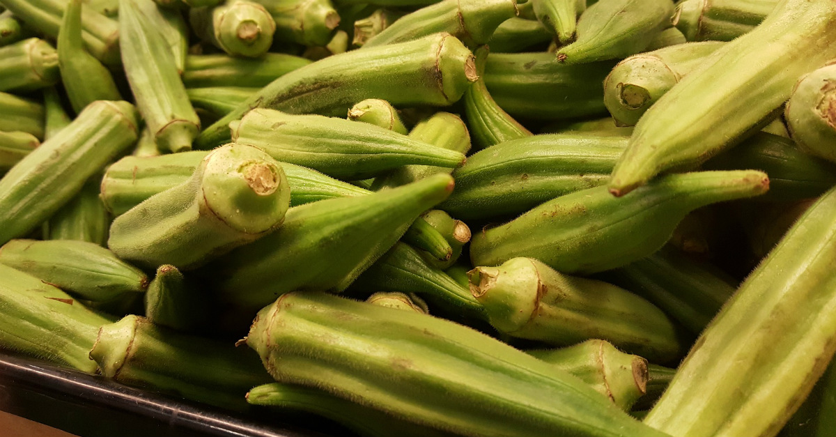 beneficios de salud de okra para la diabetes