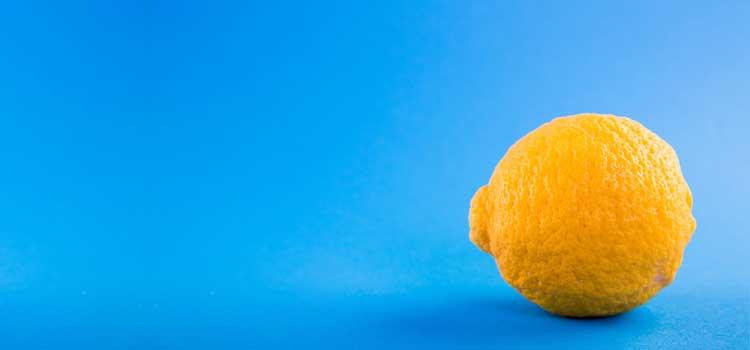 evitar aranas en casa citricos