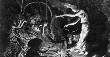 las brujas que robaban penes