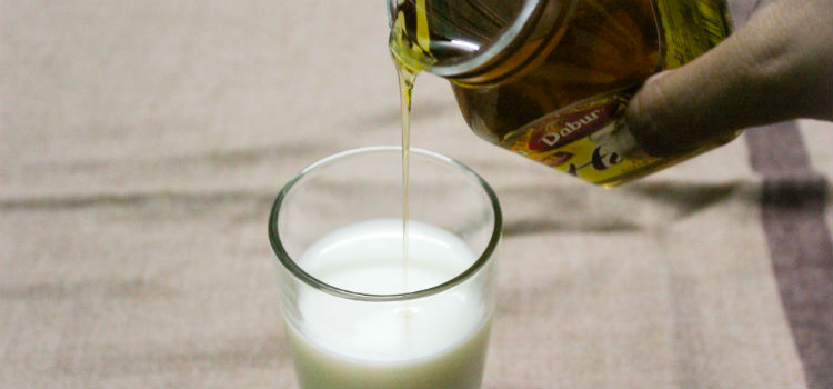 la miel engorda leche
