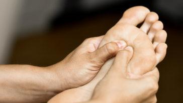los dolor en la planta de los pies