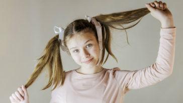 quitar slime del pelo