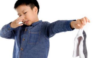quitar el olor a sudor de la ropa